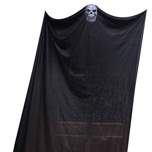 Asien Halloween Hängedekoration Scary Grim Reaper Vampire Spuk Themenbar Spooky Teufel Ornament Dekor Requisiten Spielzeug Geschenk -