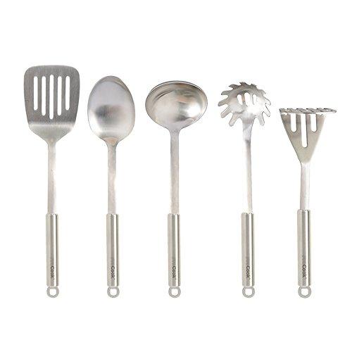 ProCook - Ustensiles de cuisine inox Set 5 pièces