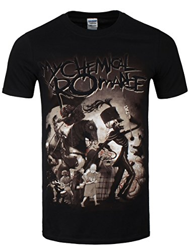 My Chemical Romance On Parade T-Shirt nero M