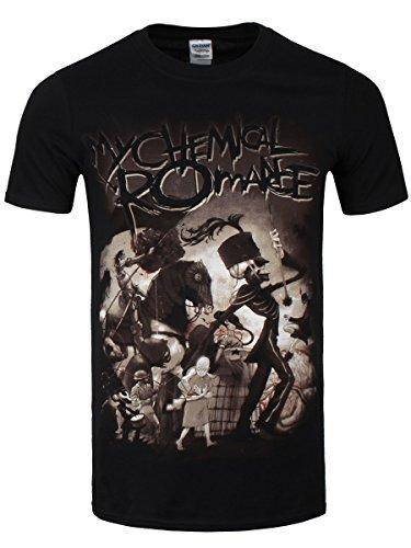 My Chemical Romance On Parade T-Shirt nero XL