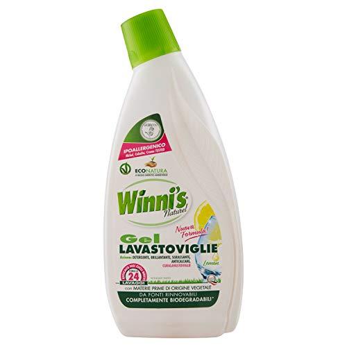 Winni\'s Naturel Detergente Gel Lavastoviglie - 730 g