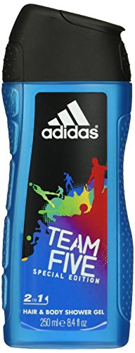 Adidas - Gel Douche Team Five 3en1 - 250ml