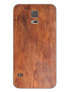 Samsung S5 Covers & Cases - Cherry Wood - Designer Printed Hard Shell Case