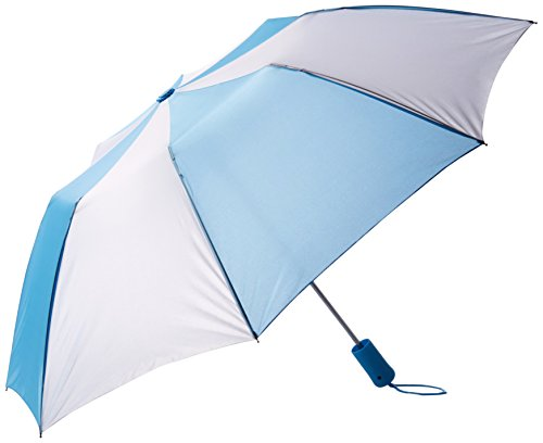 rainkist-carolina-blue-white-the-star-auto-open-umbrella