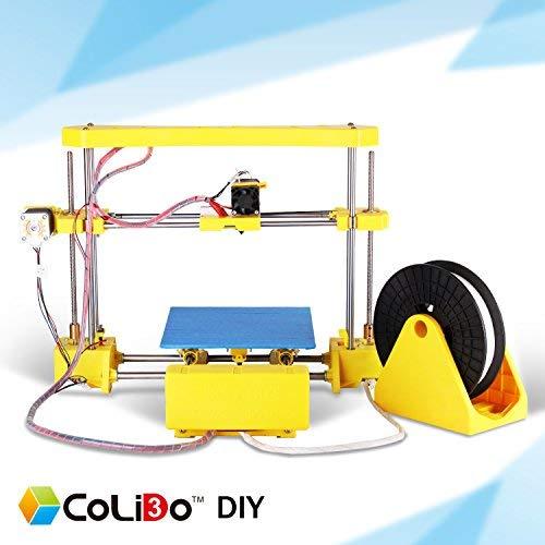 CoLiDo LMD028X - Stampante 3D fai-da-te, Multicolore, 20 x 20 x 17 cm
