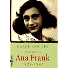 Biografía de Ana Frank by Carol Ann Lee (1999-06-29)