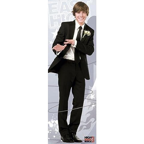 High School Musical - Doorposter Troy (in 53 cm x 158 cm)
