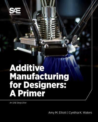 Additive Manufacturing for Designers: A Primer