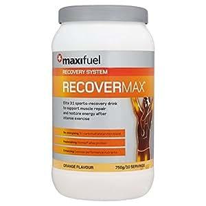 Maximuscle Maxifuel Recovermax Orange 750g