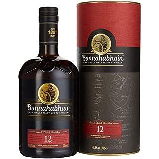 Bunnahabhain 12 Jahre - Islay Single Malt Scotch Whisky (1 x 0.7 l)