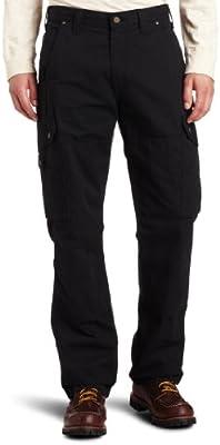Carhartt Pantalón de Trabajo Ripstop Cargo para Hombre, 33W / 32L, , 1