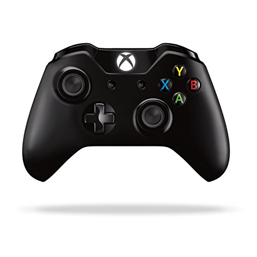 Xbox One Wireless Controller (With 3.5 mm Jack) (Black) 41FsRKU0B0L
