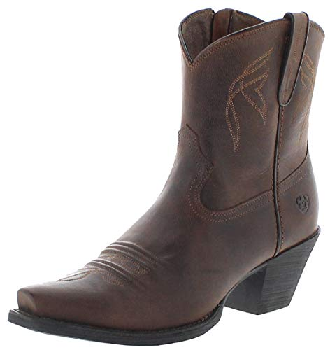 Ariat Damen Cowboy Stiefel 27229 Lovely Westernstiefelette Damenstiefel 39 EU