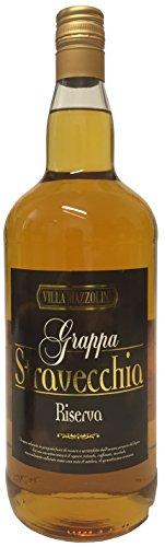 Villa Mazzolini Grappa Stravecchia Riserva 1,5L - 38% Vol