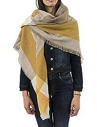 Amazon.fr   Only - Echarpes   Echarpes et foulards   Vêtements 48465ebcd42