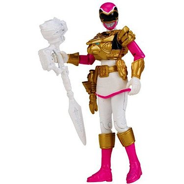 rce Ultra Pink Ranger Figur [UK Import] ()