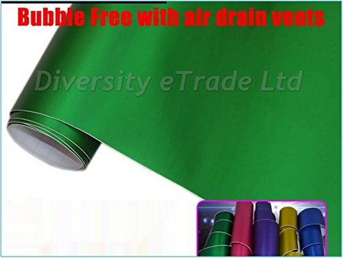 DiversityWrap MAT-CHR Aufkleber, 50cm x152cm (0.5m x1.52m) (19