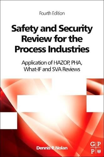 Safety and Security Review for t...