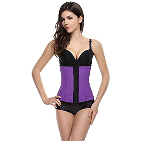 WESTLINK - Serre-taille - Femme - Violet - X-Large