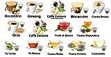 KIT ASSAGGIO 140 CAPSULE SOLUBILI & TE' & TISANE Lovespresso NESPRESSO® - KIT ASSAGGIO 140 Capsule Compatibili Nespresso*