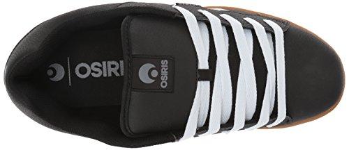 Osiris Loot Hommes Synthétique Chaussure de Basket Noir