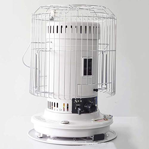 TTIK Estufa Calentador Queroseno 6.92KW Calentador