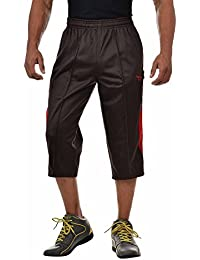R G SPORTS Unisex Synthetic Sports Shorts