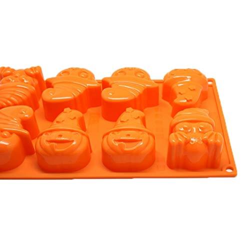 ema hochwertige Silikon Cupcake Formen Wiederverwendbare Antihaft & hitzebeständige Backen Werkzeug ()