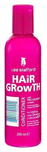 Lee Stafford Hair Growth Moisturising Conditioner With Pro Growth Complex 200ml