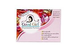 4Good Girl Disposable Panties-(100-108 cm) (XL)