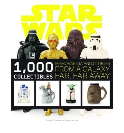 [(Star Wars: 1000 Collectibles: Memorabilia and Stories from a Galaxy Far, Far Away)] [Author: Stephen J. Sansweet] published on (November, 2009)