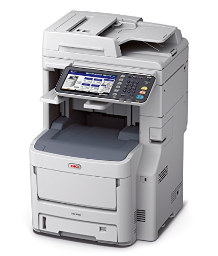 Oki Color Drucker (OKI MC780dfnfax MFP Color LED Drucker A4 40ppm Print scan Copy fay)