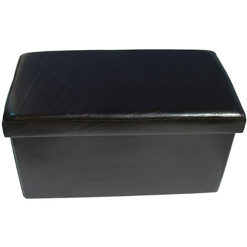 new-large-ottoman-foldaway-storage-blanket-toy-box-bench-faux-leather-black-76x38cms