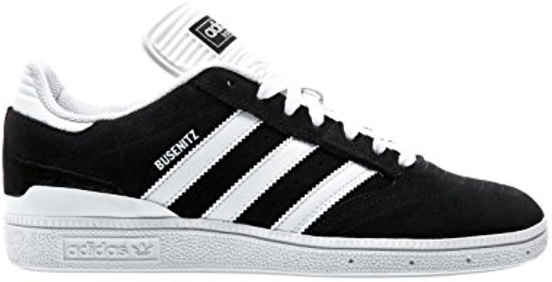 adidas Busenitz Black White White  Billig und erschwinglich Im Verkauf