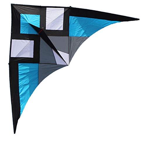 ZSYF Drachen Kite 3M PowerTriangle Kite Mit Handle Und String Good Flying