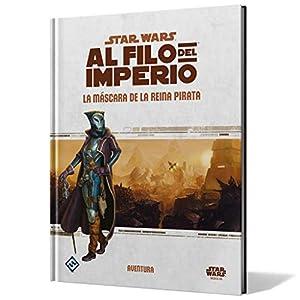 Fantasy Flight Games- Star Wars Al Filo del Imperio - La Máscara de la Reina Pirata - Español, Color (FFSWE13)