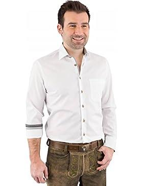 Arido Trachtenhemd Herren Langarm 2900 255 20 46
