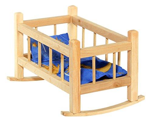 tupiko tupiko Cuscino–KS con base in legno per bambole (Medium)