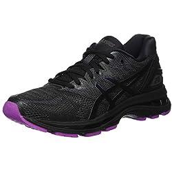 ASICS Gel-Nimbus 20 Lite-Show, Chaussures de Running Femme, Noir Black 001, 43.5 EU