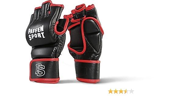 Paffen Sport CONTACT KL MMA-Handschuhe f/ür Krav Maga Wing Tsun Selbstverteidigung etc.