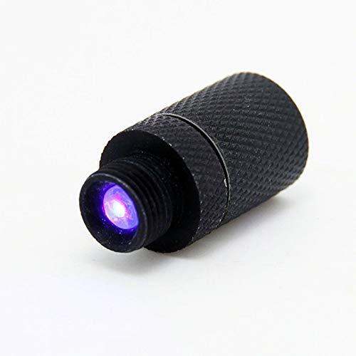HATCHMATIC Bogen Anblick Licht Bogenschießen Haze Bow Sight-Licht-3/8-32 Fit fr TRUGLO PSE COB/RA Zubehr Teile