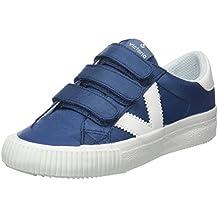 ae8b9d2aafe Amazon.es  zapatillas victoria velcro - Azul