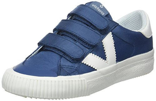 Victoria-Deportivo-Velcros-Nylon-Zapatillas-Unisex-Nios