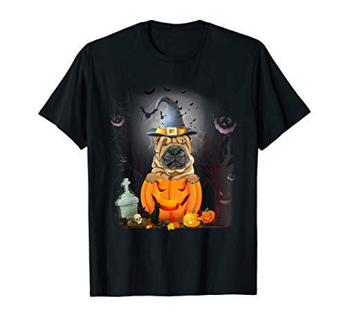 Shar-Pei Dog Tee Shirt - Shar Pei Dog Kostüm