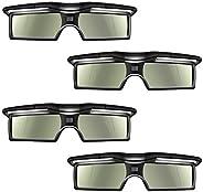 G15-DLP 3D Active Shutter Glasses 96-144Hz for LG/BENQ/ACER/SHARP DLP Link 3D Projector