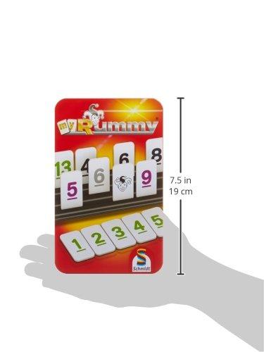 Schmidt-51281-My-Rummy-Kinderspiel
