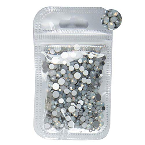 Mix Opal Kristall Nail Art Strasssteine   3d Charm Glas DIY Schmuck Sticker Decor @ D