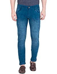 Flying Port Tint Slim Fit Stretchable Jeans For Men