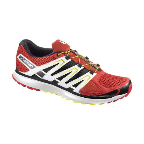 Salomon Men's X-Scream Black Mesh Running Shoes (L35886300)-UK 10  available at amazon for Rs.2879