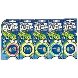 One Nowstalgic Toys Bright Bugz (Colors Vary)